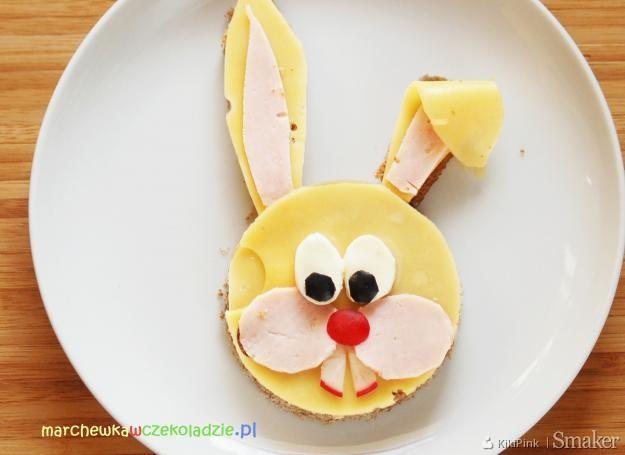 Ozdoby Wielkanocne Zajączek Z Papieru Przepisy Jak Zrobić Smakerpl