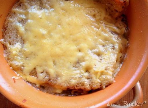 Francuska Zupa Cebulowa Wykwintna Przepisy Jak Zrobić