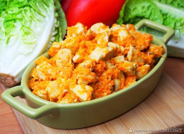 Dietetyczny Filet Z Kurczaka Z Marchewka Przepis Ze Smaker Pl