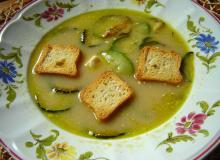 Zupa Z Cukinii Przepis Ze Smaker Pl