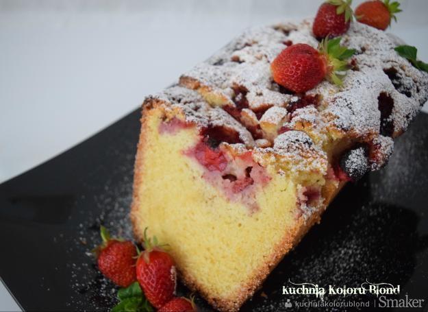 Ciasto Piaskowe Z Truskawkami Przepis Ze Smaker Pl