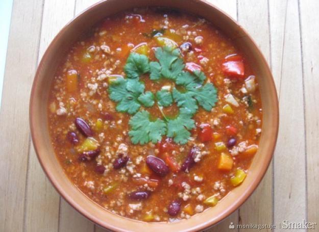 Zupa meksykańska. Kliknij!