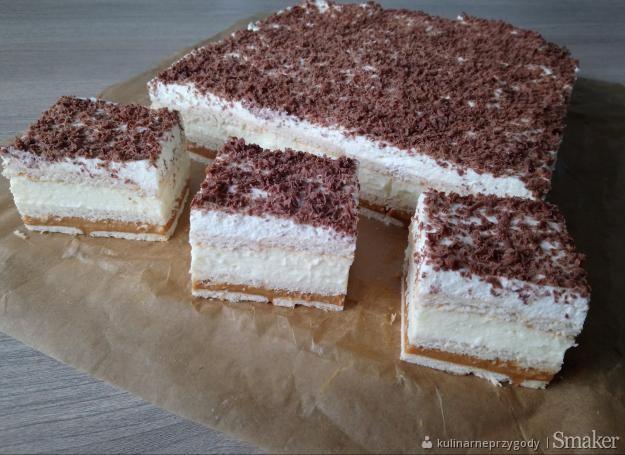 Ciasto 3 Bit Z Herbatnikami Bez Pieczenia Przepisy Jak Zrobic