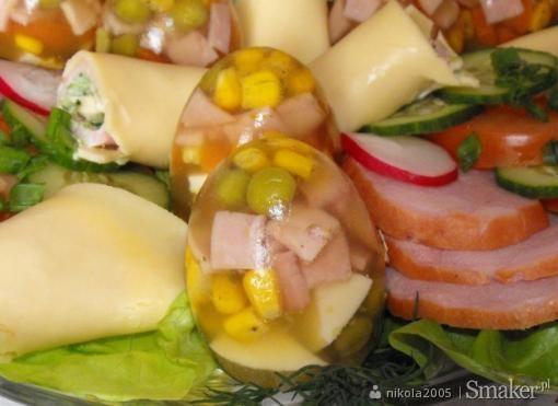 Jak Mozna Udekorowac Jajka Wielkanocne Do Jedzenia Przepisy Jak