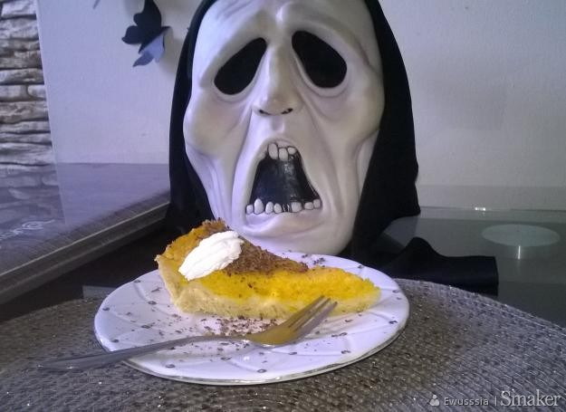 pumpkin pie-Halloween