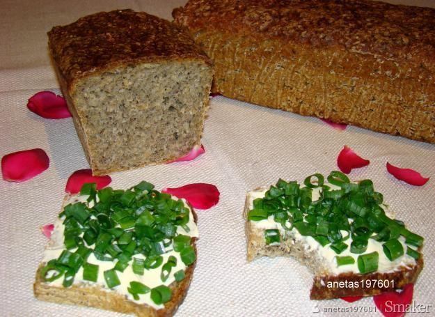 chleb z pokrzywą przepis