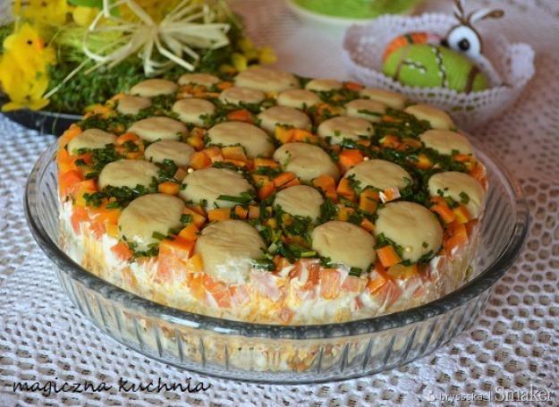 Salatka Grzybowa Polana