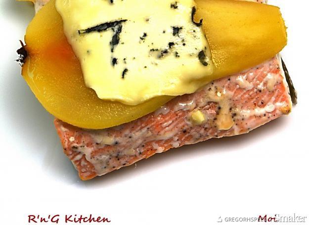 Kuchnia Lidla łosoś Z Gruszką Przepisy Jak Zrobić Smakerpl