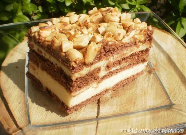 Ciasto Snikers Bez Pieczenia Z Mlekiem W Proszku Przepisy Jak