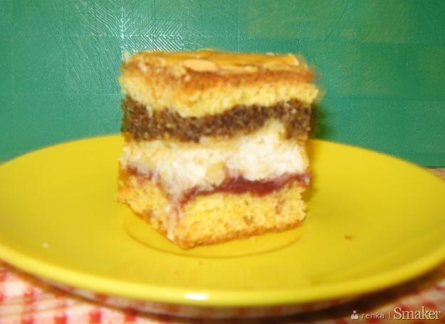 Ciasto Czekoladowo Orzechowo Kokosowe Przepisy Jak Zrobic Smaker Pl