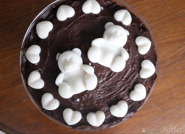 Tort Czekoladowy Raw