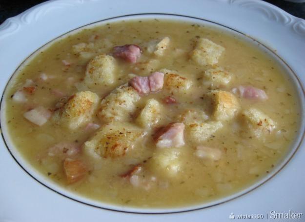 Zupa Grochowa Przepis Ze Smaker Pl