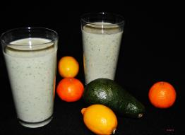 Avokado drink ( fit )