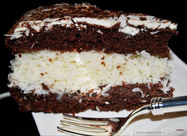 Magiczne Ciasto Kokosowe Przepisy Jak Zrobic Smaker Pl