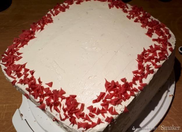 Red Velvet Cake Moje Wypieki Przepisy Jak Zrobic Smaker Pl