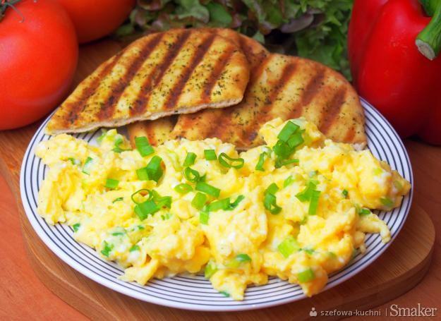 Dietetyczna Jajecznica Na Kolacje Przepisy Jak Zrobić Smakerpl