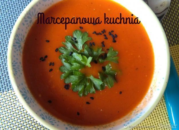 Kuchnia Wloska Zupa Pomidorowa Krem Przepisy Jak Zrobic Smaker Pl