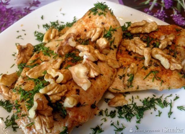 Kuchnia Chińska Kurczak Z Orzechami Przepisy Jak Zrobić
