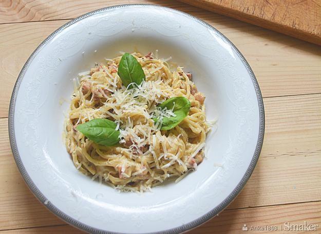 Kuchnia Lidla Spaghetti Carbonara Przepisy Jak Zrobić
