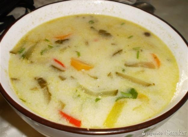 Zupa Ogorkowa Przepis Ze Smaker Pl