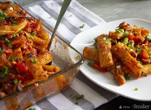 Kuchnia Lidla Zapiekanka Makaronowa Z Kurczakiem Przepisy