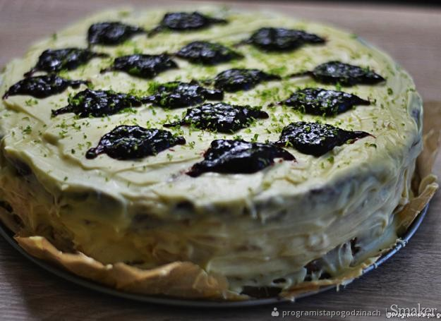 Królewski sernik - ciasto z castingu do programu
