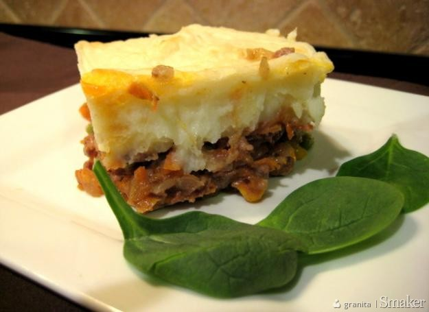 Placek pasterski Shepherds pie