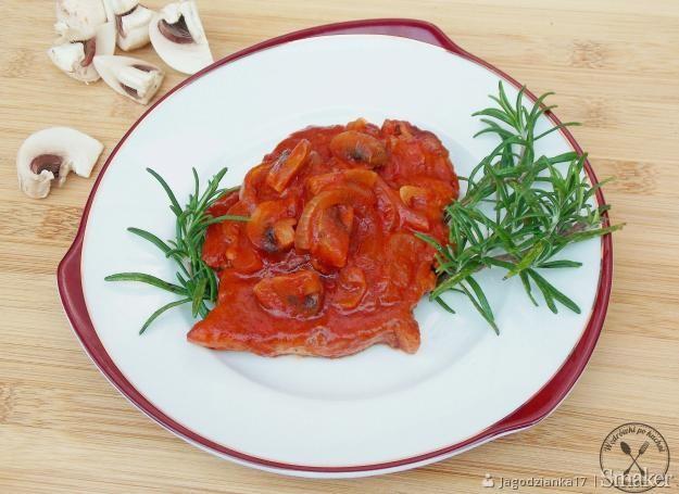 Karkówka w sosie słodko-pikantnym