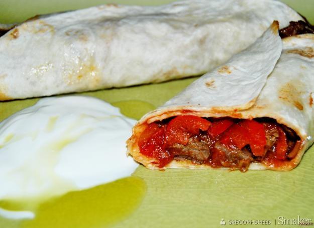 Burrito Kuchnia Lidla Przepisy Jak Zrobic Smaker Pl