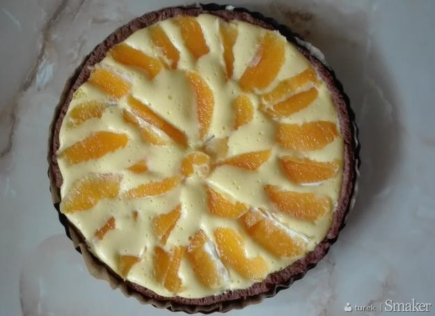 Tarta Cytrynowa Z Pomarańczami