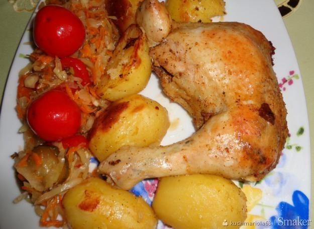 Kuchnia Lidla Kurczak Pieczony Z Ziemniakami Przepisy Jak