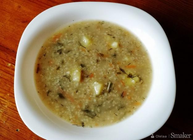 Zupa Krupnik Przepis Ze Smaker Pl