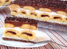 Ciasto Sowie Oczka Przepis Ze Smaker Pl