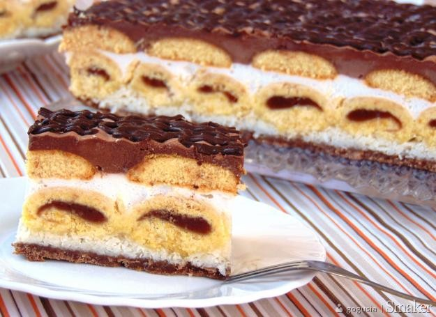 Ciasto sowie oczka
