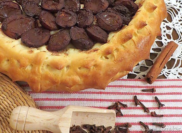 Ciasto Imbirowe Z Gruszkami Przepisy Jak Zrobic Smaker Pl