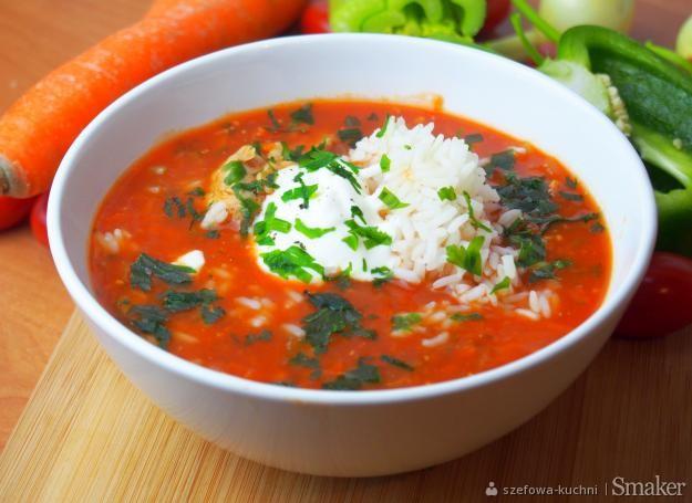 Zupa Pomidorowa Z Koncentratu