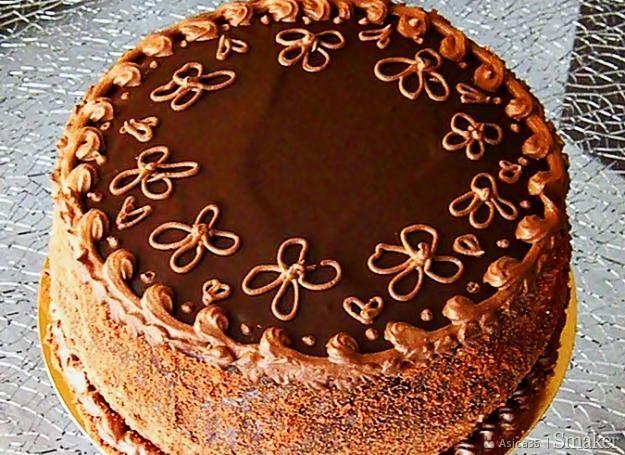 Szybki Tort Czekoladowy Kasia Przepisy Jak Zrobić Smakerpl