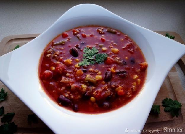 Kuchnia Meksykańska Zupa Chili Przepisy Jak Zrobić Smakerpl