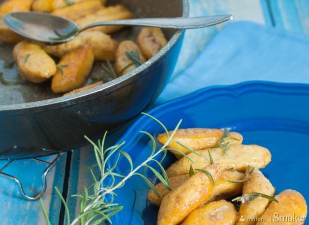 kopytka ze słodkich ziemniaków