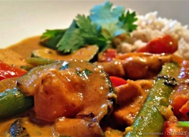 Kurczak W Mleku Kokosowym Po Tajsku Przepisy Jak Zrobic Smaker Pl