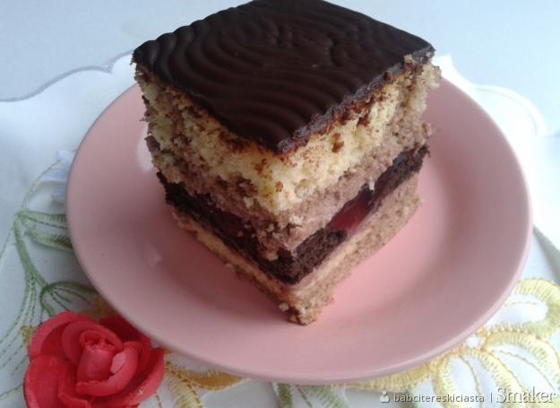 Ciasto Niby Oczy Carycy Przepis Ze Smaker Pl