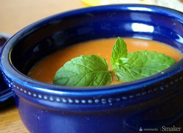 Turecka Zupa Z Czerwonej Soczewicy Przepis Ze Smaker Pl