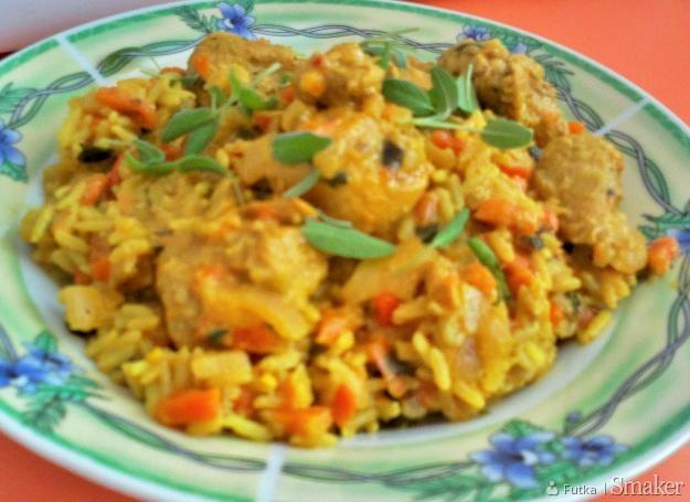Kurczak Curry W Sosie Z Mleka Kokosowego Lidl Przepisy Jak Zrobic