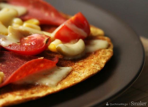 Dietetyczna Pizza 250 Kalorii