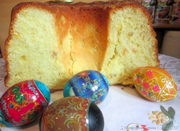 Anielska Kuchnia Wielkanocne Babka Przepisy Jak Zrobić