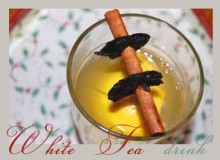 White Tea Drink