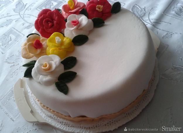 Tort Kot Z Masy Cukrowej Przepisy Jak Zrobić Smakerpl