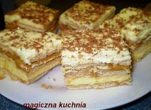 Ciasto 3 Bit Bez Pieczenia Z Kremem Karpatkowym Przepisy Jak