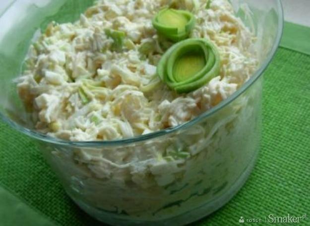 Salatka Z Selera Konserwowego I Ananasa I Szynki I Curry Przepisy