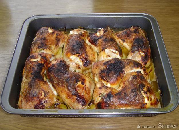 Kurczak Nadziewany Kuchnia Lidla Przepisy Jak Zrobic Smaker Pl